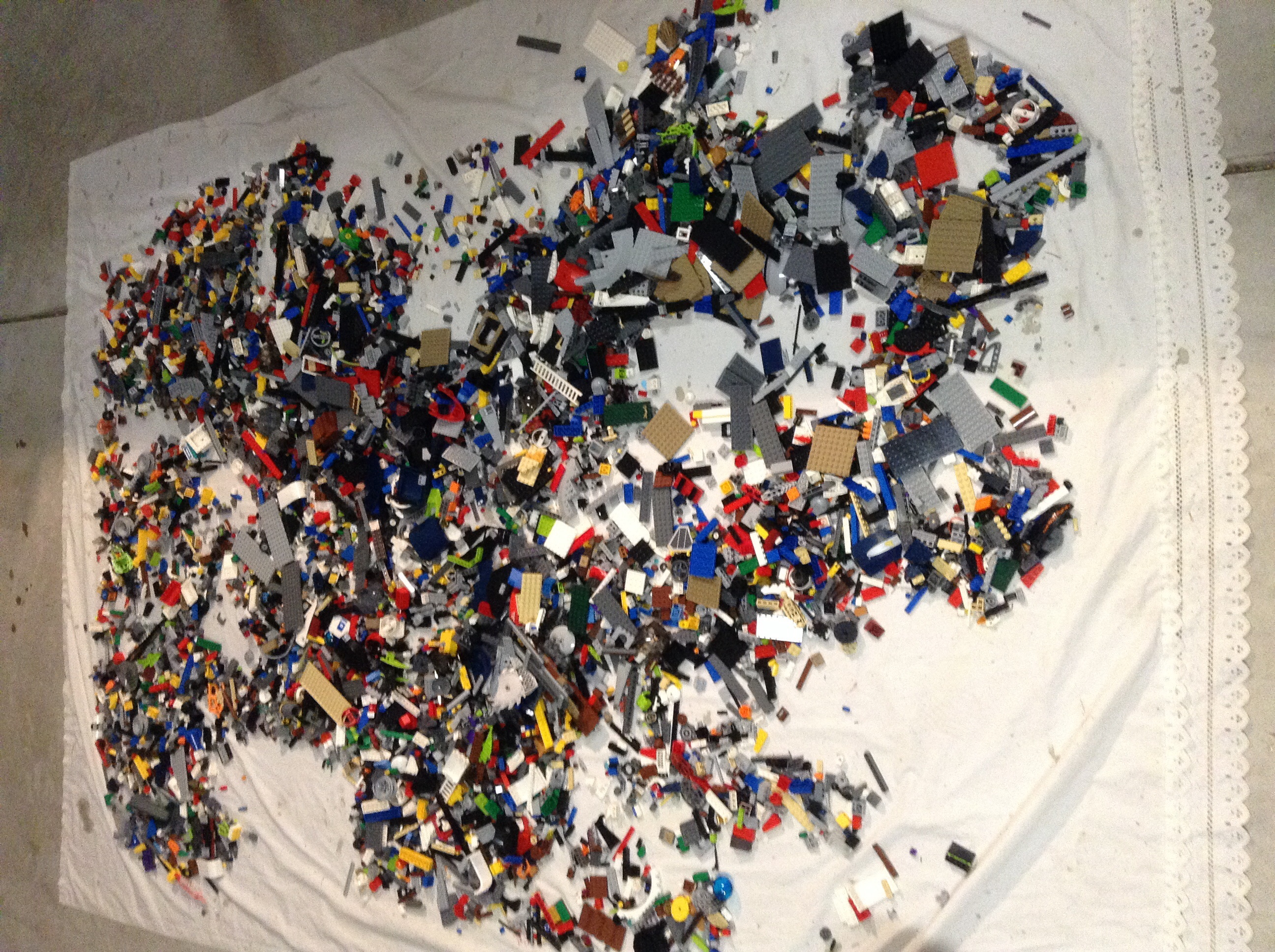 Sale On Legos The Life And Times Of A Bulk Lego Lot Community Lego Blogs