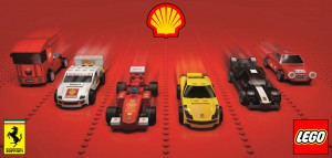 2012 Shell Polybags Exclusive to Singapore and Asia