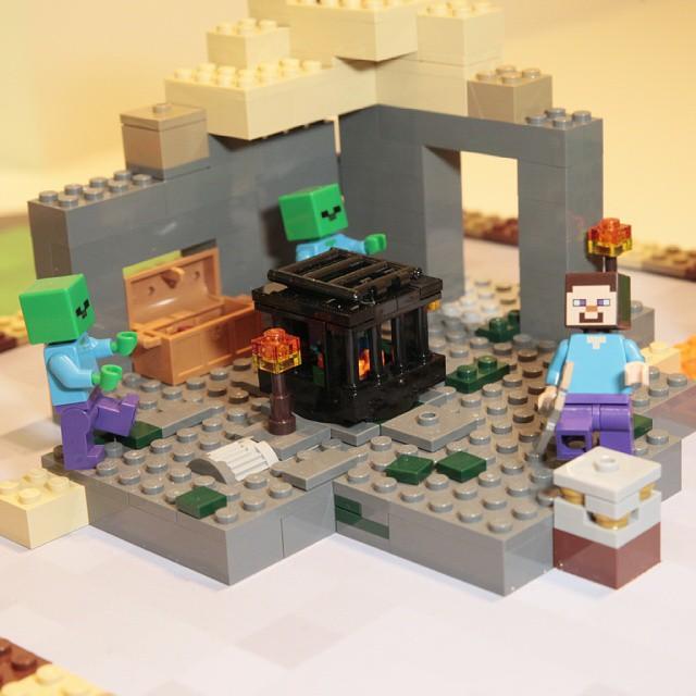 minecraft dingen lego