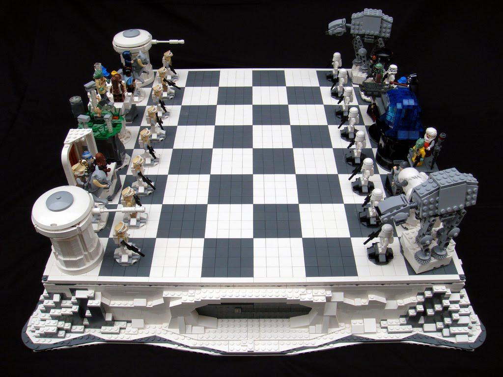 creating your custom own lego chess set   community lego