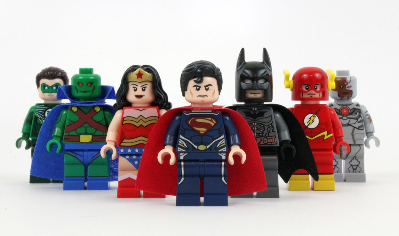 Lego Investment Targets For 2014 Super Heroes