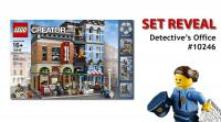 10246 Detective's Office Official Annoucement