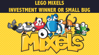 LEGO Mixels - Investment Winner or Small Bug