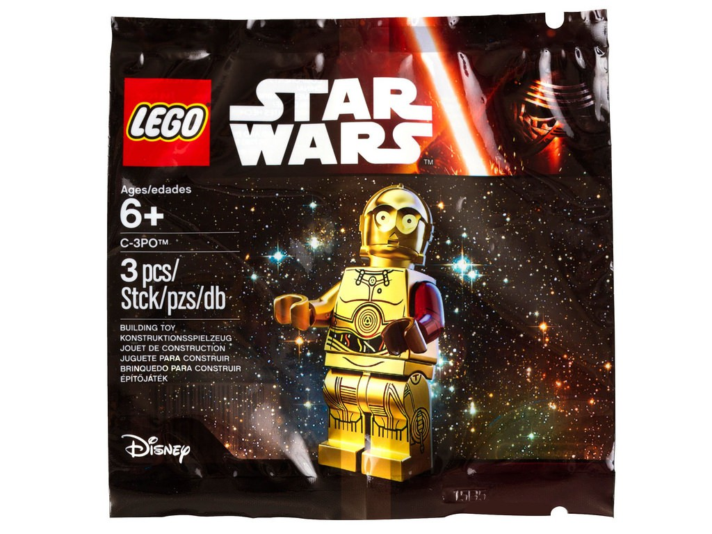 REVIEW: C-3PO Polybag #5002948