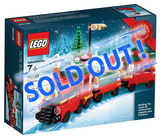 Lego Christmas Train.Lego Christmas Train 40138 No Longer Available At Us Shop