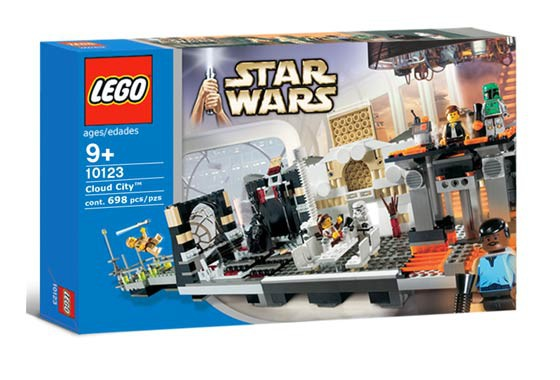 Brick by Brick, Breaking Down Expensive Lego Sets: 10123 Star Wars Cloud City