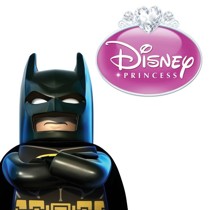 Batman vs Princesses: Is the Bat a Better Lego Investment