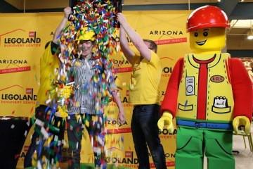 LEGOLAND Discovery Center Arizona Crowns New Master Model Builder