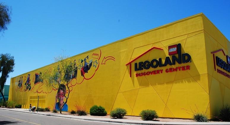 LEGOLAND Discovery Center Arizona opens April 22