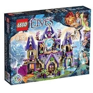 LEGO REVIEW: LEGO Elves - Skyra's Mysterious Sky Castle #41078