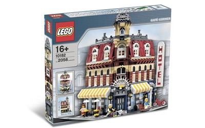 Brick by Brick, Breaking Down Expensive LEGO Sets: 10182 Cafe Corner