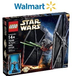 Throwback Thursday Special: Walmart's LEGO Star Wars UCS TIE Fighter Sale