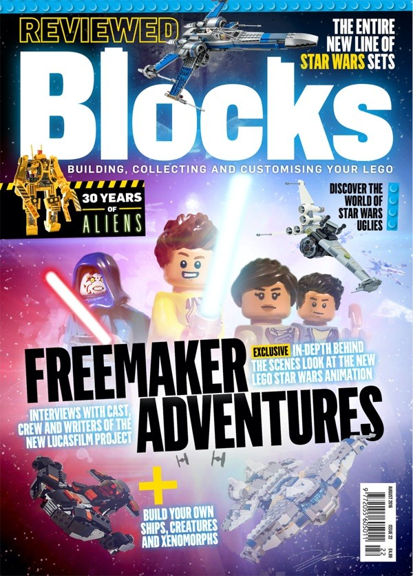 Blocks Magazine Issue 22 Out This Week!