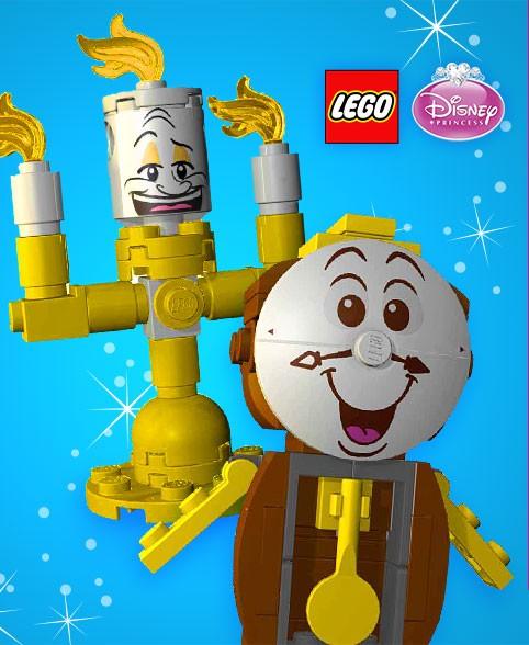 September Toys R' Us Disney Princess Build Event(s)