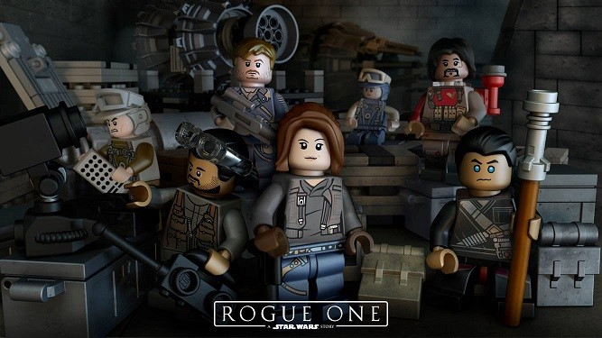 Going Rogue with Star Wars Rogue One's Force Friday LEGO offerings