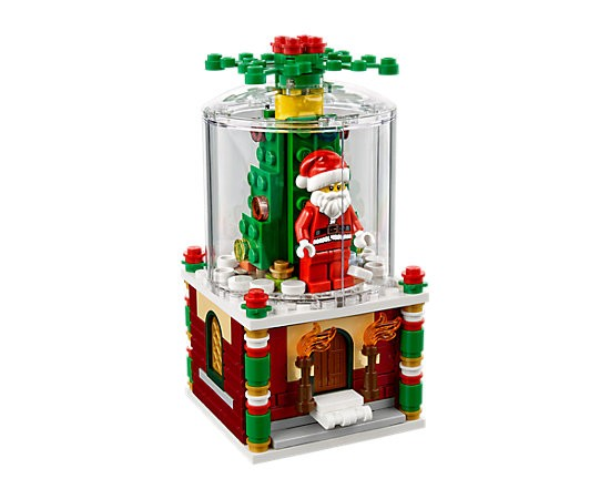 Exclusive Lego Snowglobe and 2X Points Now Available for VIPs
