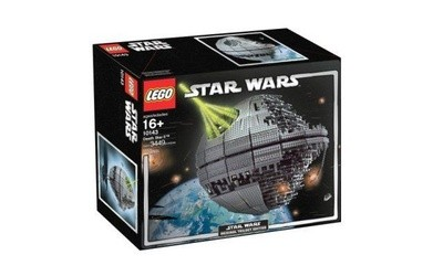 Brick by Brick, Breaking Down Expensive LEGO sets: 10143 UCS Death Star II