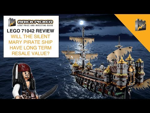Lego 71042 Review: Does the Silent Mary Pirate Ship Have Long Term Resale Value?