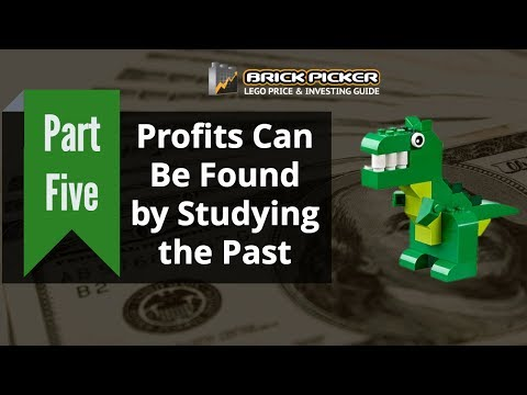 LEGO Investing Part 5: Profits Can Be Found by Studying the Past