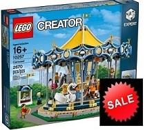 Great Amazon.com Sale for Lego Carousel 10257 set